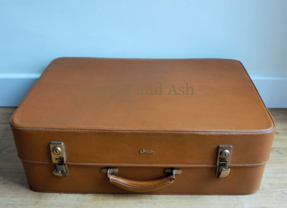 Fabulous vintage expanding suitcase by Antler
