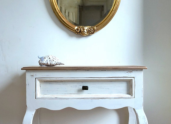 Gorgeous console table/dressing table SOLD