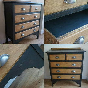 Drawers for boutique hotel