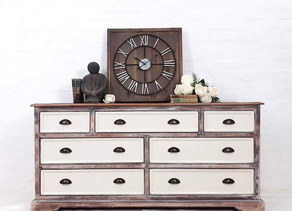 Sideboard, Merchant Chest with seven drawers