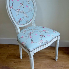 Bedroom/occasional chair