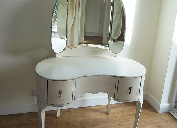 Fabulous 1930's dressing table SOLD