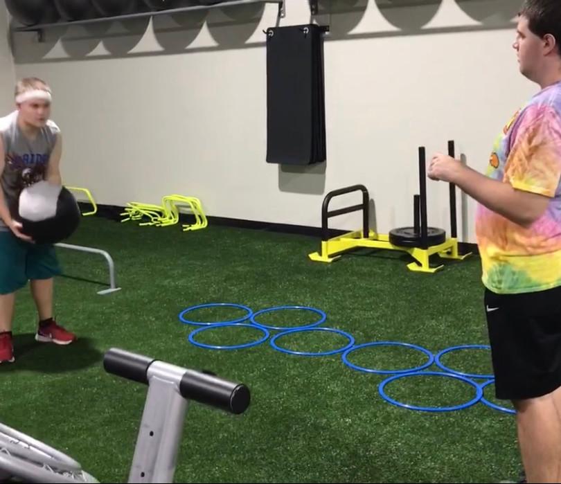 Semi-Private Fitness
