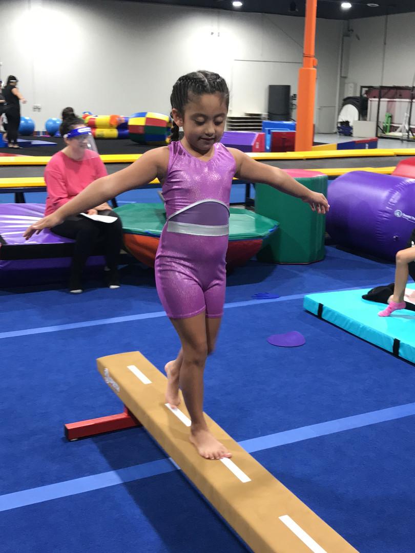 Sweet Peas Gymnastics
