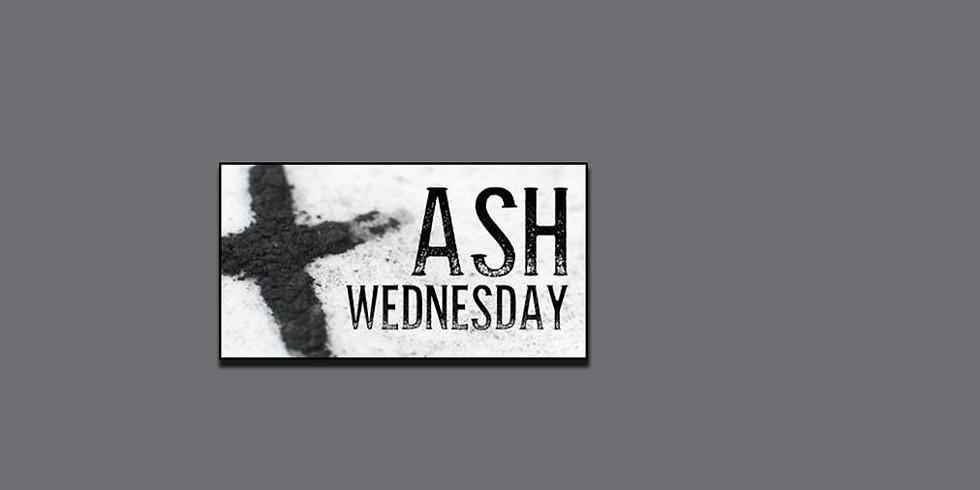 6:00 PM - ASH WEDNESDAY - February 17