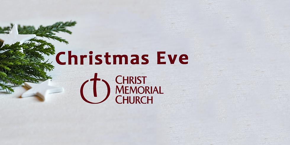 Christmas Eve December 24, 2:00pm