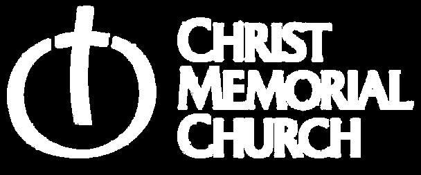 Christ Memorial Church Main Logo tranpar