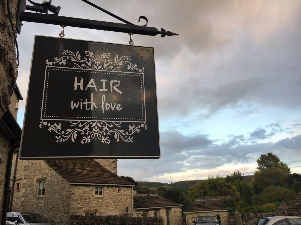 HAIR with love