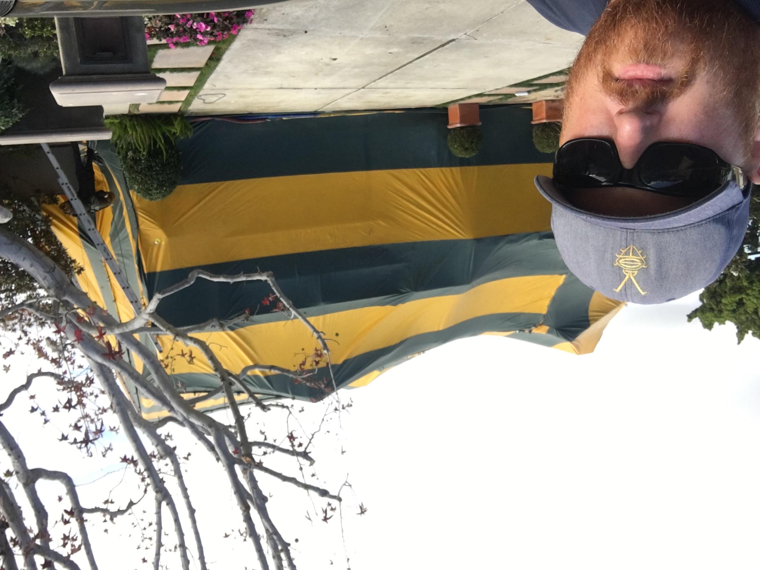 Fumigation Selfie
