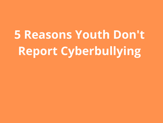 5 Reasons Youth Don't Report Cyberbullying—and What Parents Can Do About It