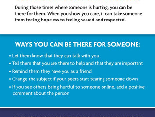 You Can Help Others Feel Less Alone