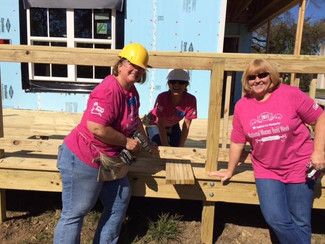 Community Partner Spotlight: Women Build