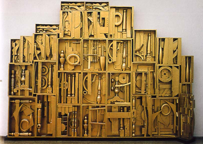 Louise Nevelson's Work