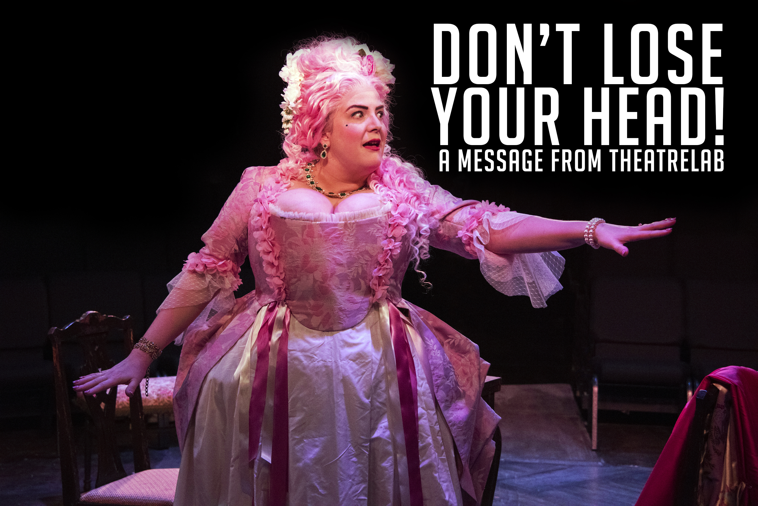 A Message From TheatreLAB