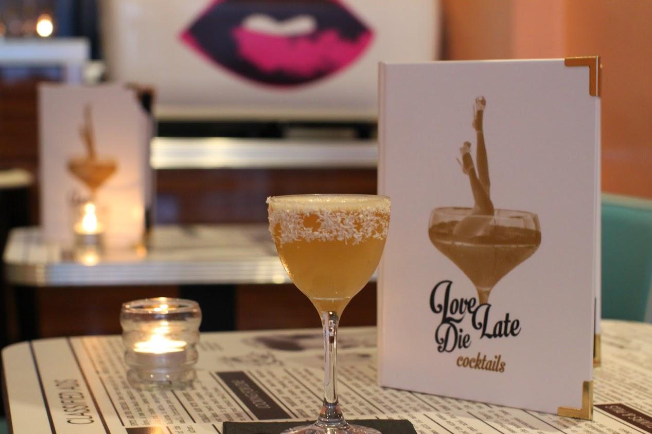 Love Die Late Cocktails