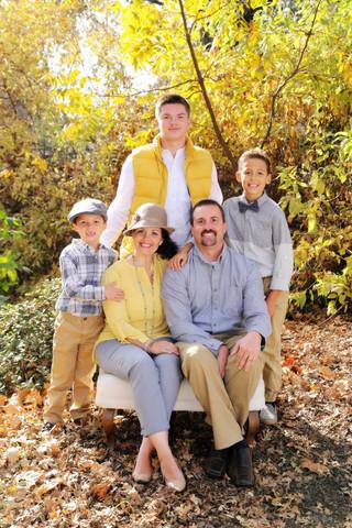 Family Portraits Human Nature Photography Visalia