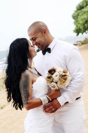Kauai, Hawaii Wedding