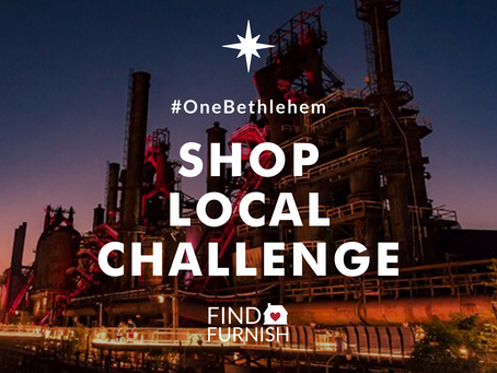 We challenge you to shop locally!