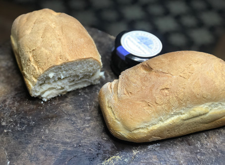 Classic Homemade Bread Recipe