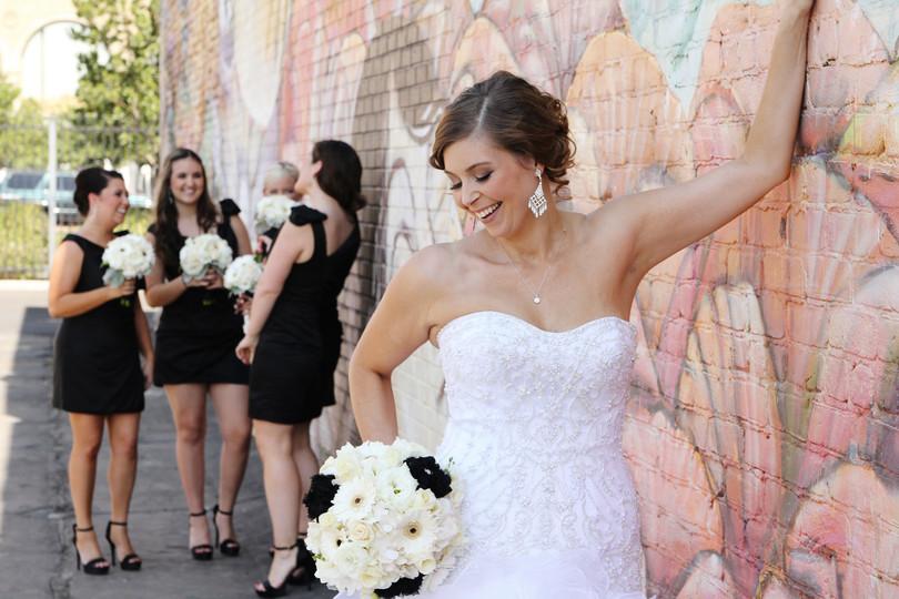 Urban Wedding in Fresno Ca