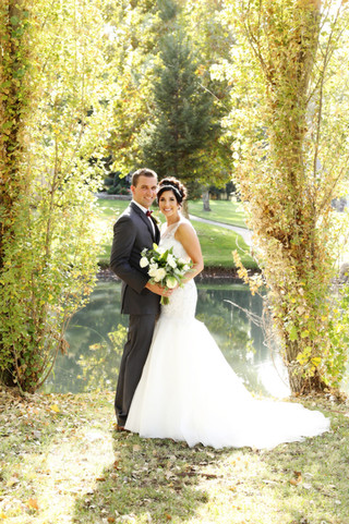 Wolf Lakes Park Wedding