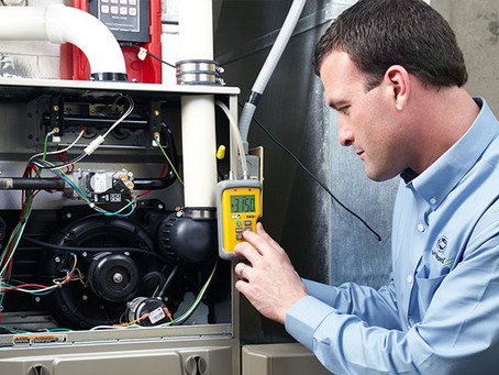 It's Time for Furnace Maintenance