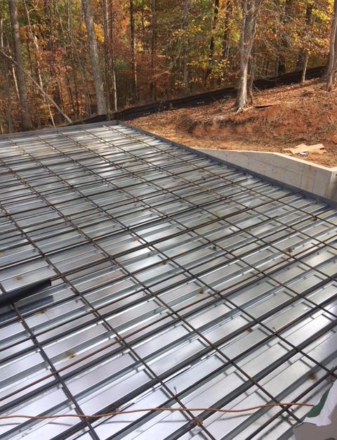 Steel Engineered Deck