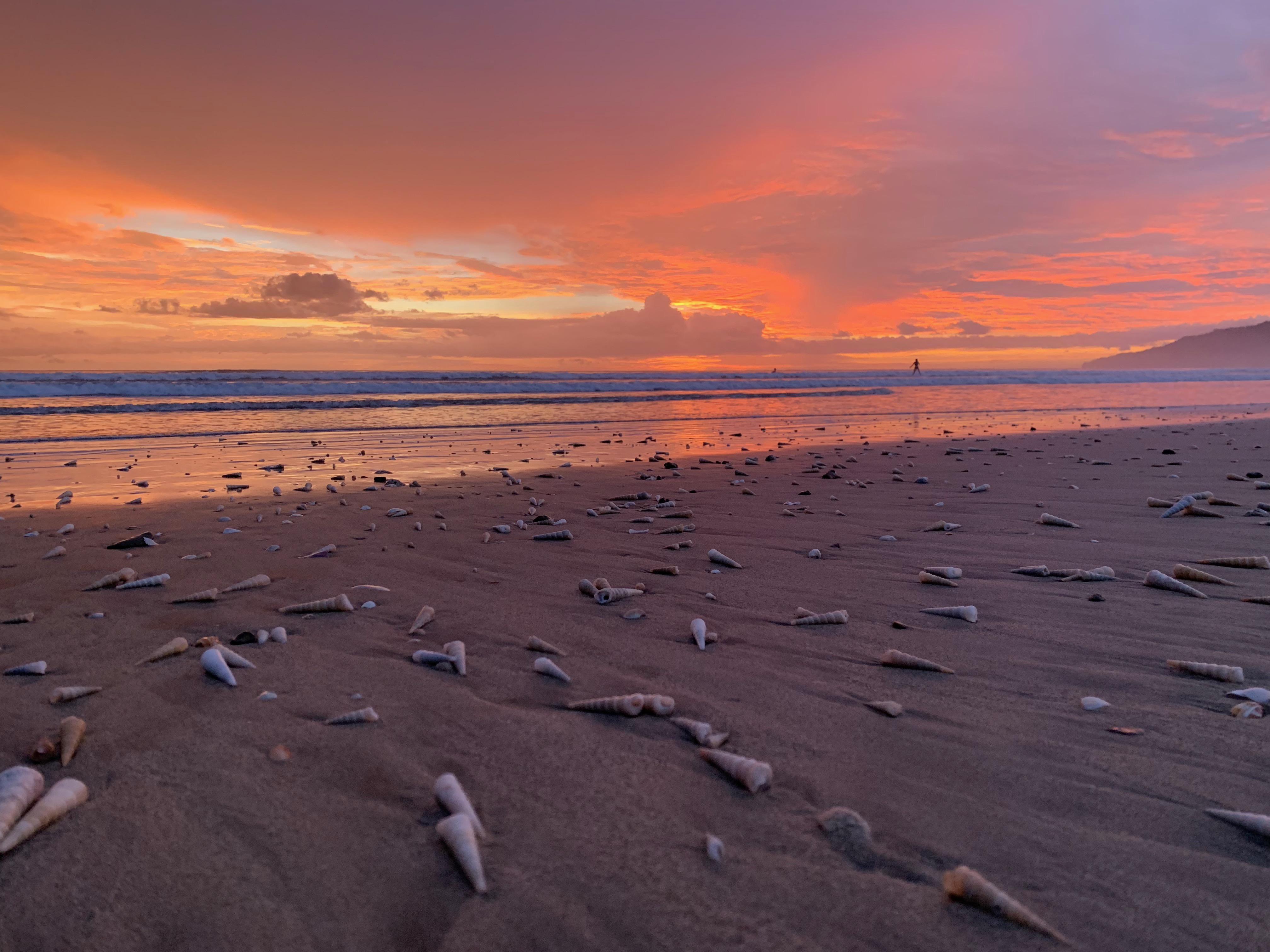 hm sunset amazing