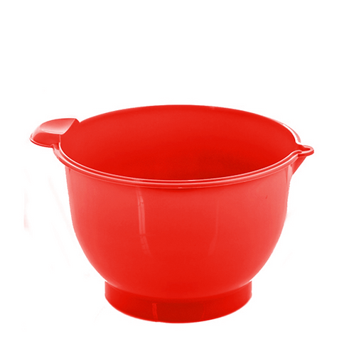 Miska mix czerwona 3,5L