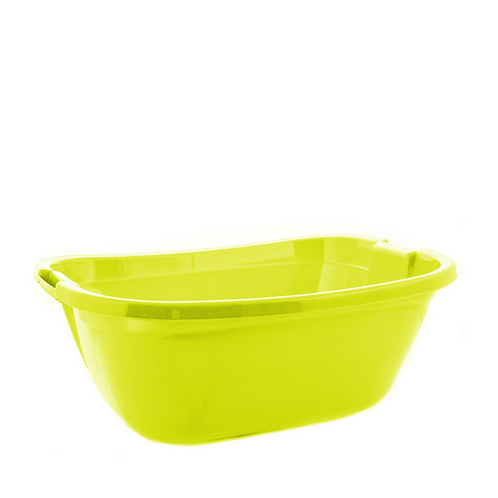 Miska prostokątna zielona