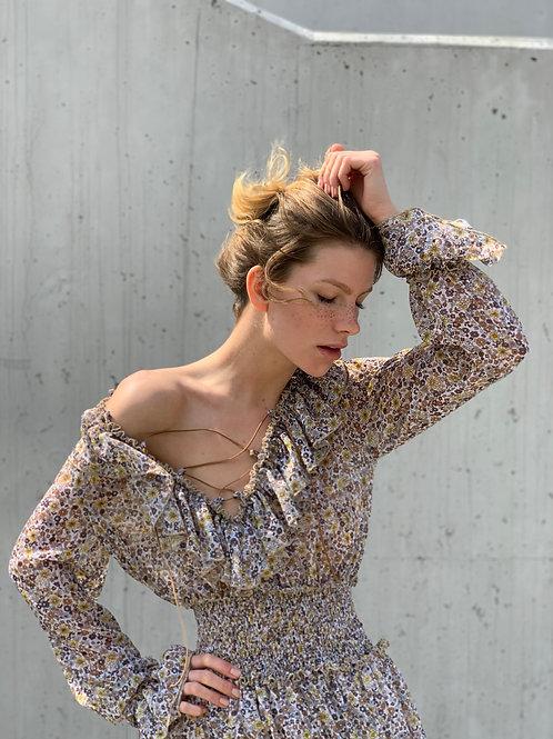 Sukienka SUN FLOWER