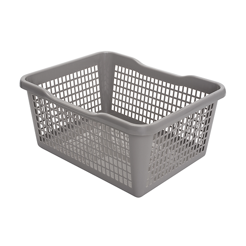 Koszyk szary 37L