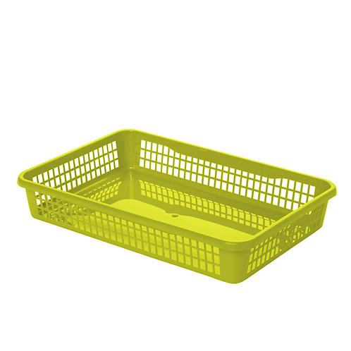 Koszyk A4 zielony