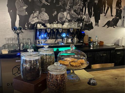 Oprócz kawy w Cafe Zadymka pojawiły się niezwykłe herbaty!