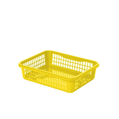 Koszyk A5 zółty