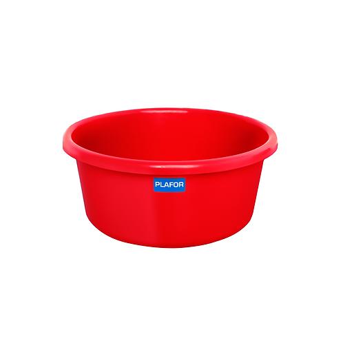 miska przemysłowa czerwona 4,5 L