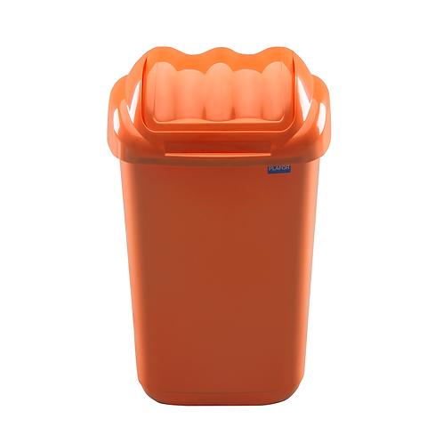 Kosz fala orange 50L
