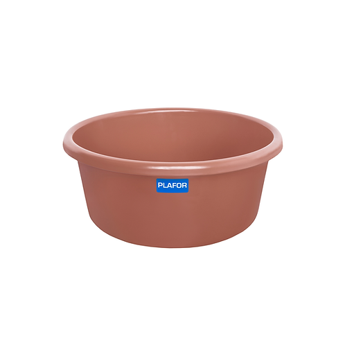 miska przemysłowa brązowa 4,5 L