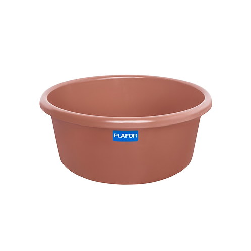 miska przemysłowa brązowa 7,5 L