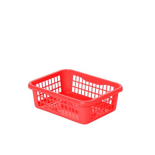 Koszyk A6 czerwony