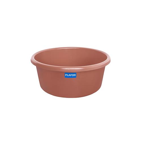 miska przemysłowa brązowa 2,5 L