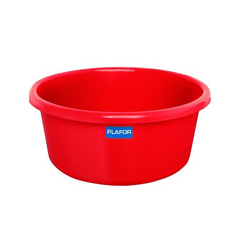 miska przemysłowa czerwona 10,5 L