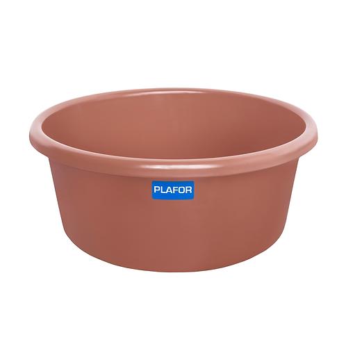 miska przemysłowa brązowa 16,5 L