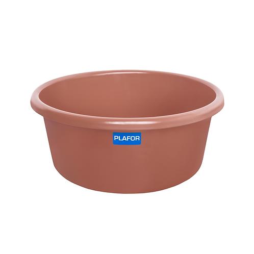 miska przemysłowa brązowa 10,5 L