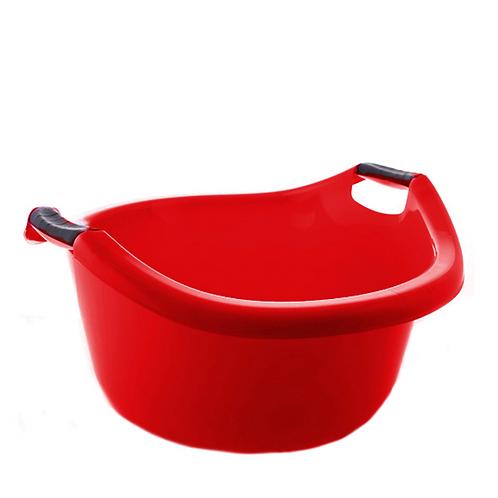Miska z uchwytami 30L czerwona