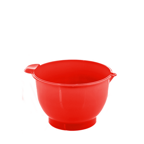 Miska mix czerwona 2L