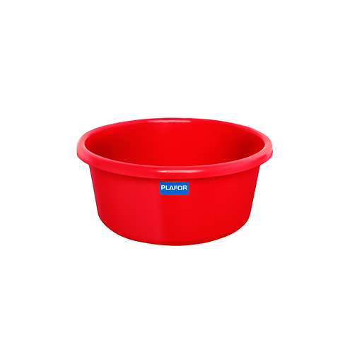 miska przemysłowa czerwona 2,5 L