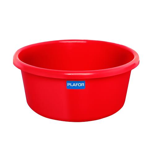 miska przemysłowa czerwona 16,5 L
