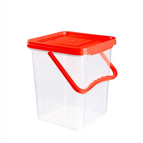 Cleanbox 9,1 L czerwony