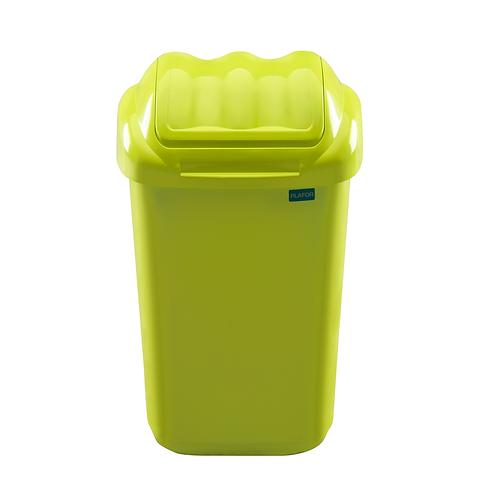 Kosz fala zielony 50L